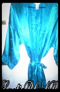 Other - Blue robe M-XL